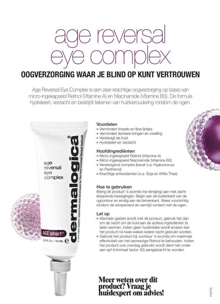 oogverzorging anti aging