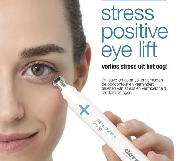 Verlies stress uit het oog