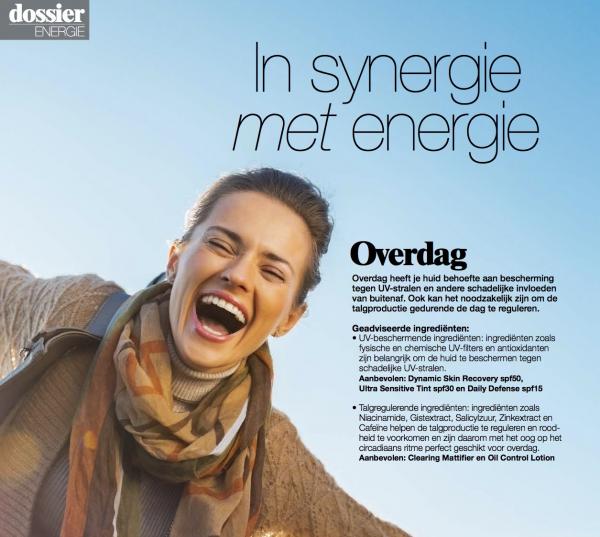 In synergie met energie